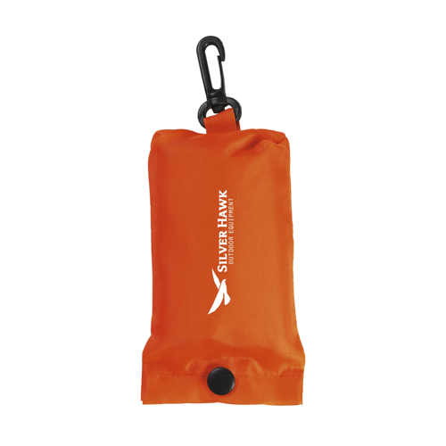 Shopeasy Foldable Shoppingbag Orange