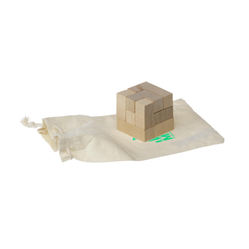 Cubepuzzle Offwhite