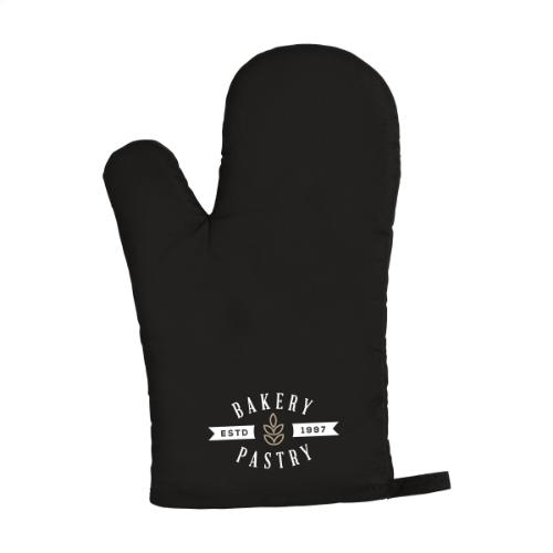 Kitchenglove Oven Glove Black