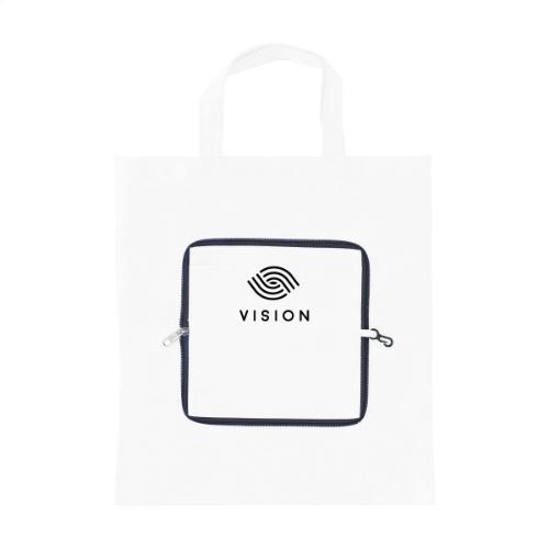 Smartshopper Folding Bag White