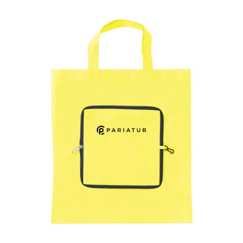 Smartshopper Folding Bag Yellow