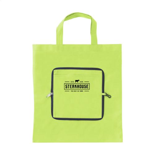 Smartshopper Folding Bag Lime