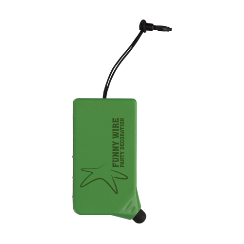 Touchcleaner Phone Pendant Green