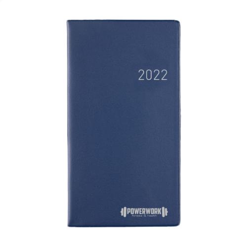 Euroselect Diary Dark-Blue