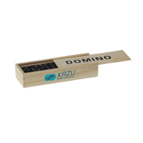 Domino Game Wood
