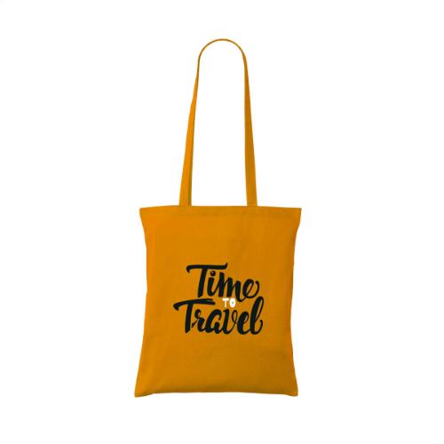Shoppycolourbag Cotton Bag Orange