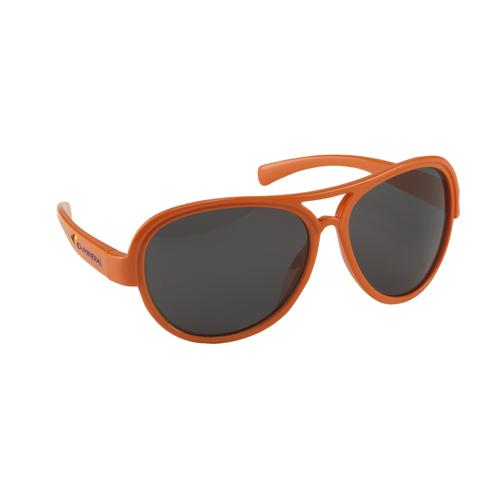 Aviator Sunglasses Orange