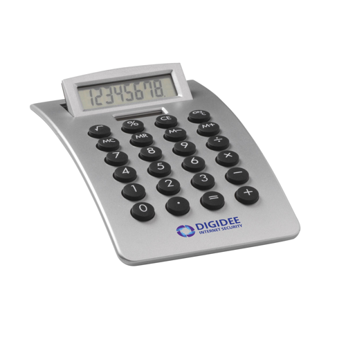 Streamline Calculator Black