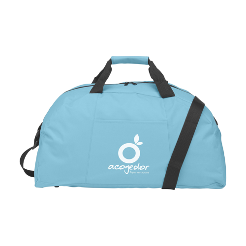 Trendbag Sports/Travel Bag Light-Blue