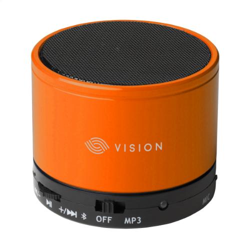Boombox Speaker Orange