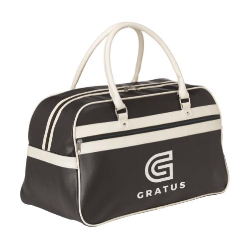 Retrosport Sports Bag Brown-And-Beige