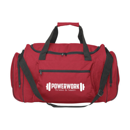 Cleveland Sports/Luggage Bag Red