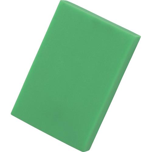 Eraser - Snap in fluorescent-green