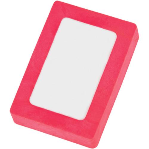 Eraser - Snap in neon-magenta