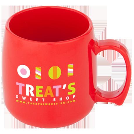 Classic Mug in red