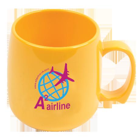 Classic Mug in yellow