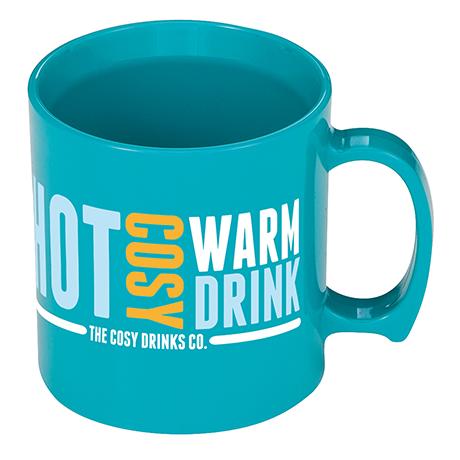 Standard Mug in aqua