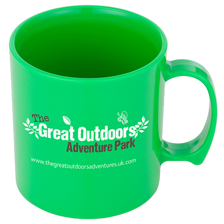 Standard Mug in green
