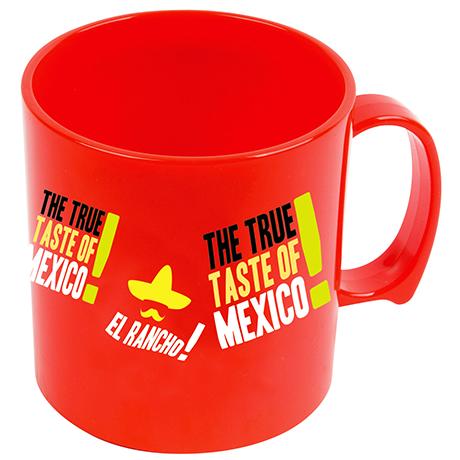 Standard Mug in red