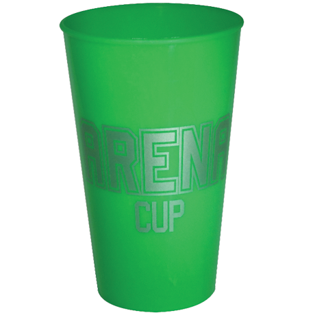 Arena Cup in green
