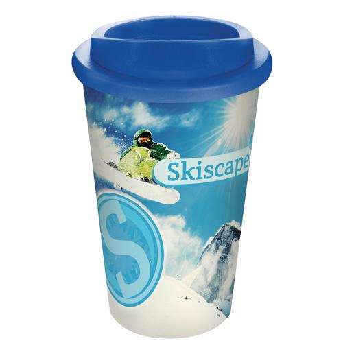 Brite-Americano® Mug in blue