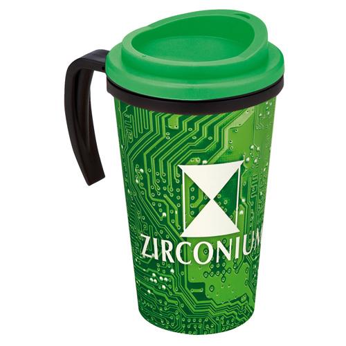 Brite-Americano® Grande Thermal Mug in green