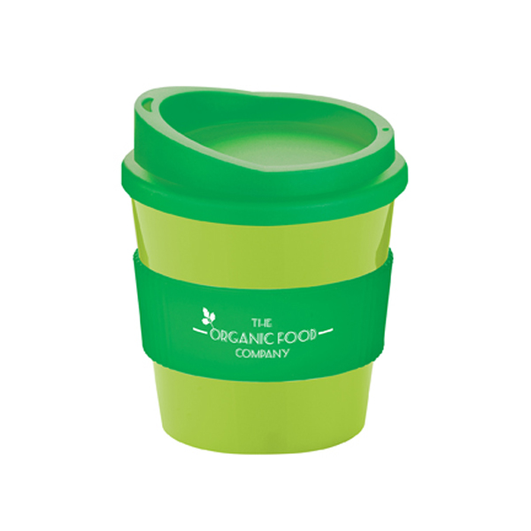 Americano® Primo Mug in lime-and-green