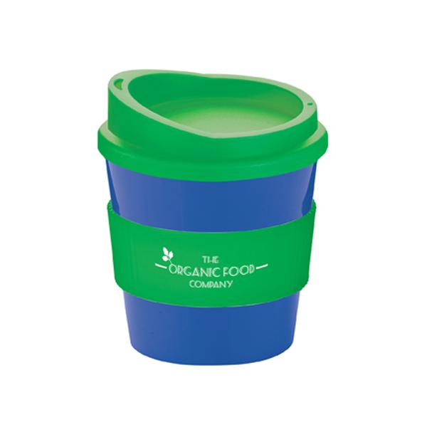 Americano® Primo Mug in mid-blue-and-green