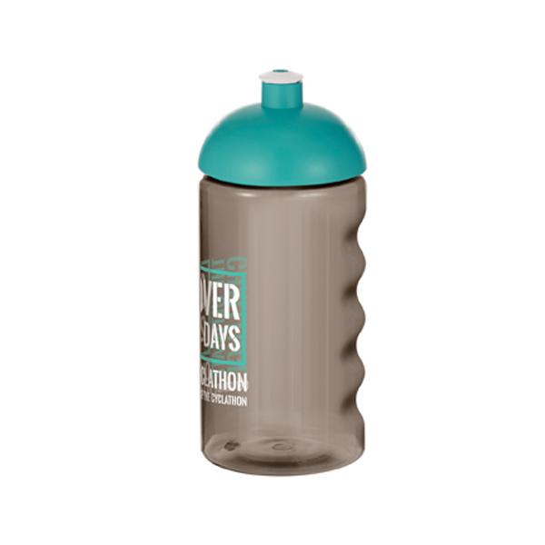 Bop Sports Bottle in trans-charcoal