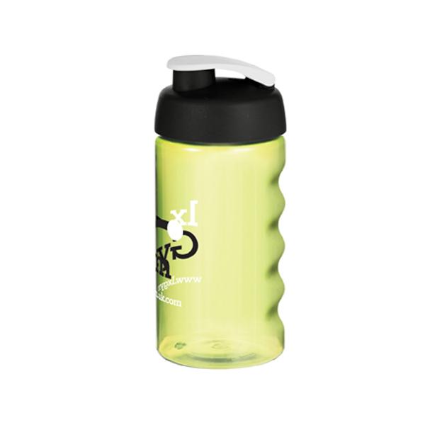 Bop Sports Bottle in trans-lime