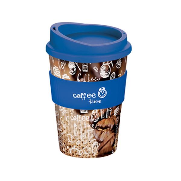 Brite-Americano® Medio Mug in mid-blue