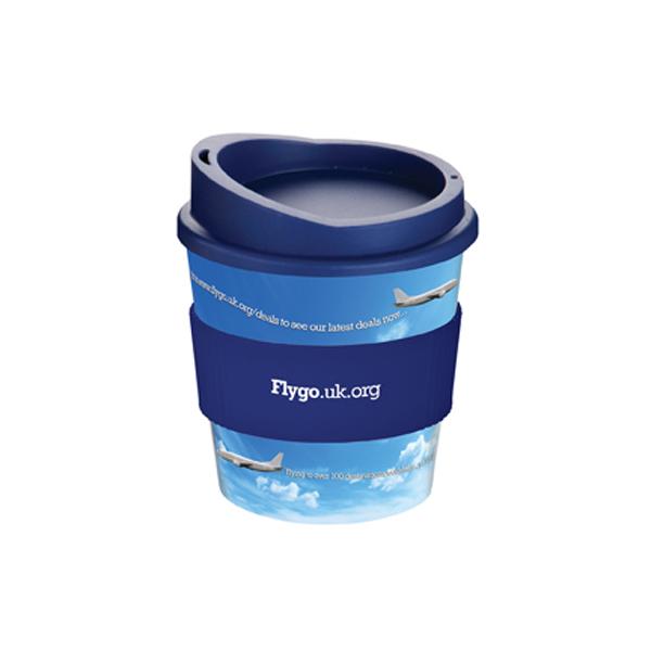 Brite-Americano® Primo Mug in blue