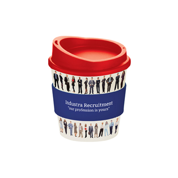 Brite-Americano® Primo Mug in red