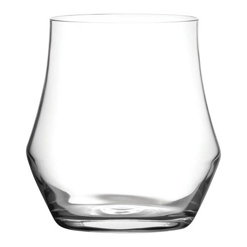 Contemporary style tumbler, bulk packed