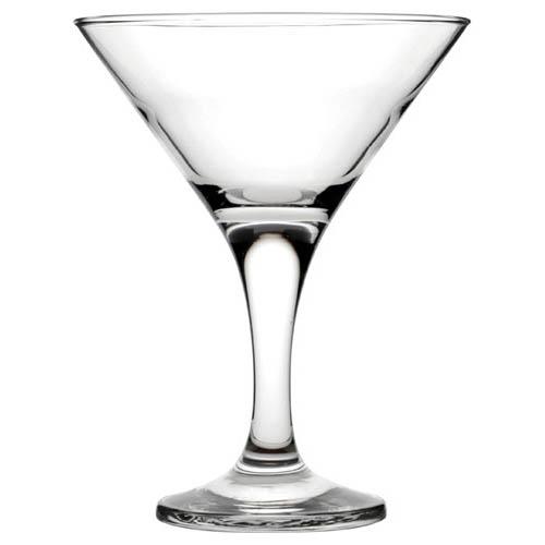 Martini Glass bulk packed