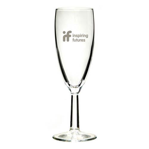 Budget flute glass