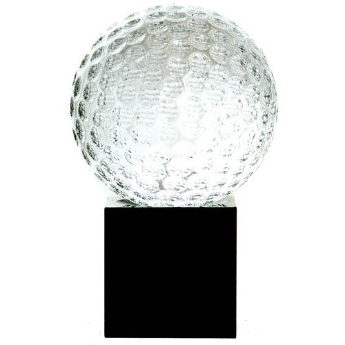 50mm golfball trophy
