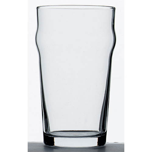 Half Pint Glass bulk packed