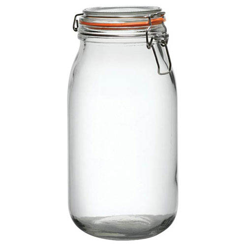 Preserve Jar 1.5ltr 255mm high bulk packed in 6's