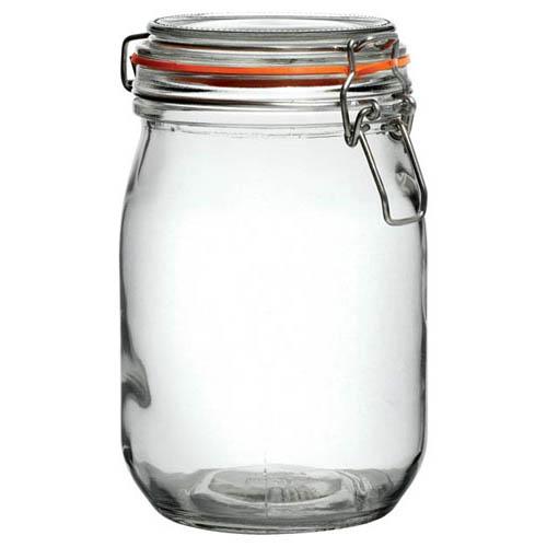 Preserve Jar 1ltr bulk packed in 12's