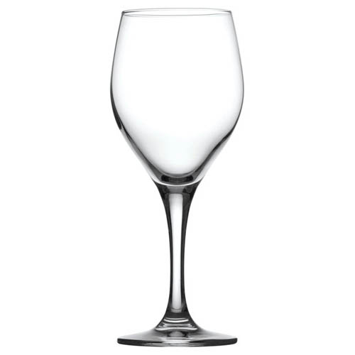 Heavy Bottom Durham Crystal Red Wine Glass bulk packed
