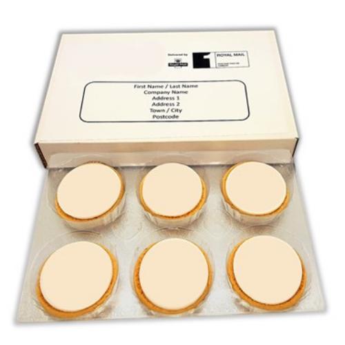 Shortbread (6 x Letterbox Biscuits)