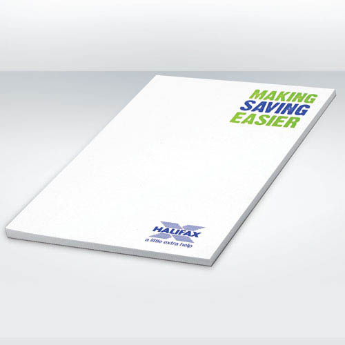 Recycled Conference Pad A4