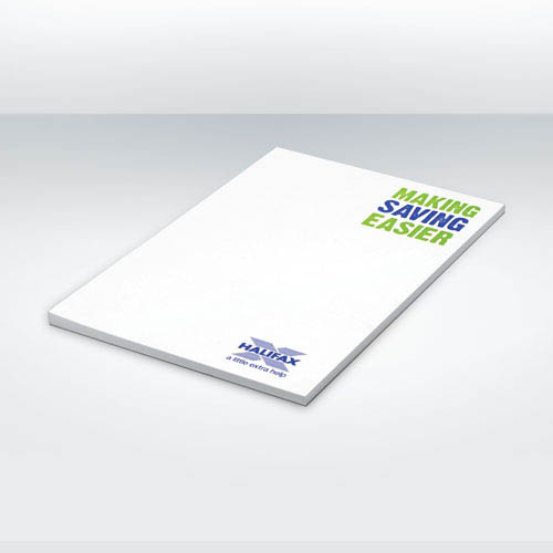 Recycled Conference Pad A5
