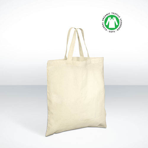 Portobello Organic Bag Short Handles