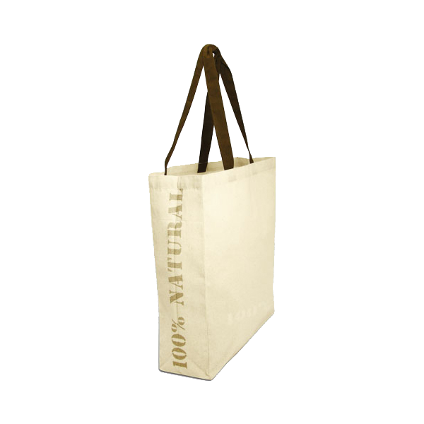 "Camden Shopper - Pre-Printed 100% ""Natural"""
