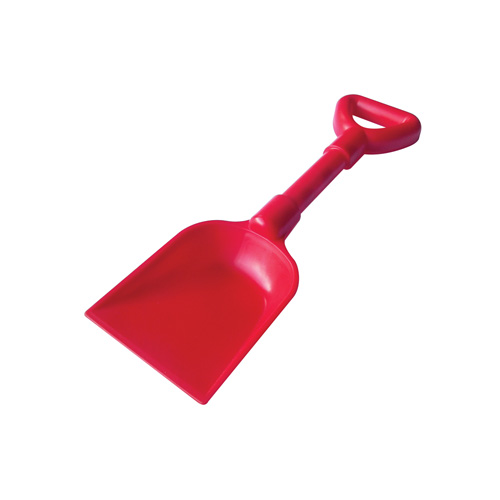 Bucket Spade in red-spade