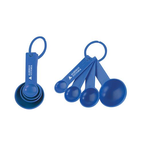 Measuring Spoon Set Standard in blue