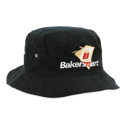 Sports Twill Bucket Hat