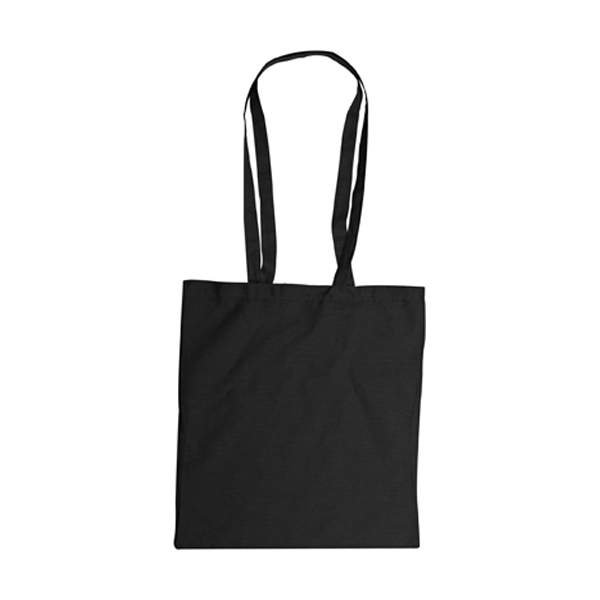 Bag with long handles, Colours in black